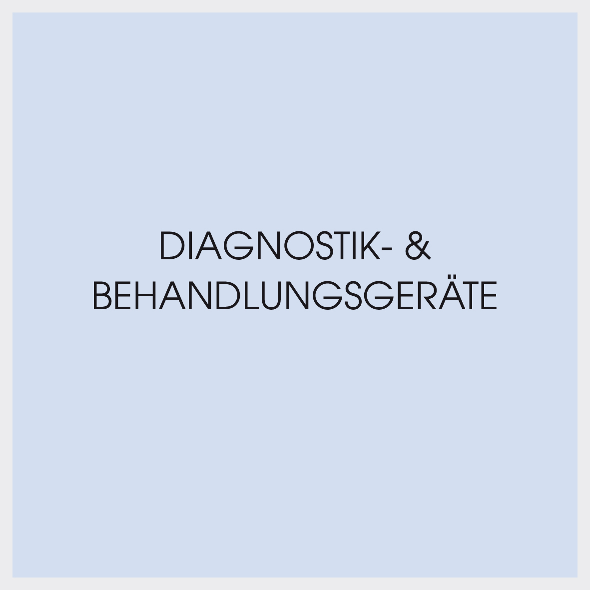 Diagnostik- & BehandlungsgerŠte.indd